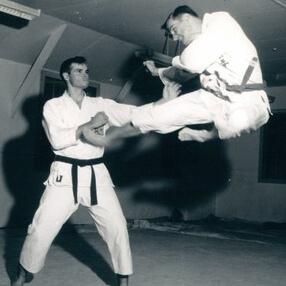 ishikawa sensei karate